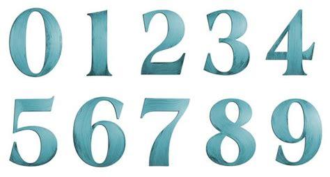 Americana Numbers 09 Letter2wordcom