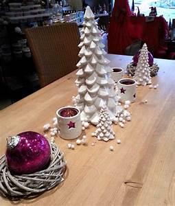 Idee Deco De Table Noel : deco table automnale idees creatives accueil design et ~ Zukunftsfamilie.com Idées de Décoration