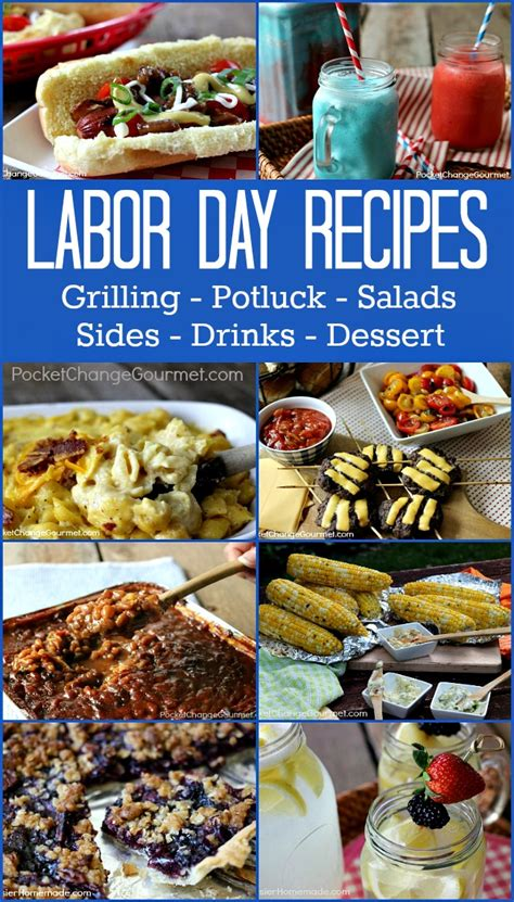 cooking out recipes labor day cook out recipes pocket change gourmet