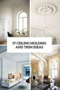 colorful bathroom ideas 37 ceiling trim and molding ideas to bring vintage chic shelterness