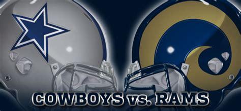 rams  cowboys injury report rams gab