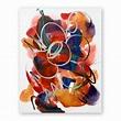Flowers Print (2019) by Jeff Koons en 2020