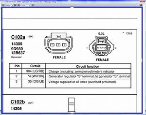 Ford 6 0 Ficm Wiring Diagram