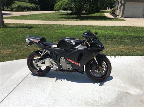 honda 600rr for sale honda cbr 600 rr motorcycles for sale in kansas
