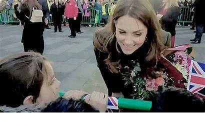 Cambridge Kate Bradford Visitan Duques Enero Pupils