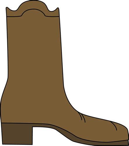cowboy boot clip art cowboy boot image