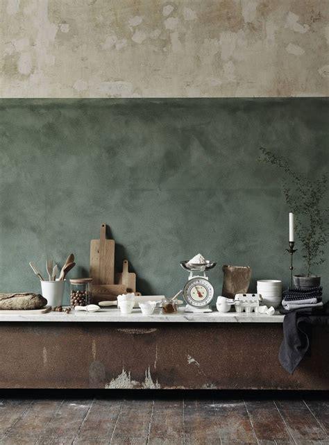 Wand Vintage Streichen by Wall Plaster Paint And Vintage Kitchen Elements Kitchen