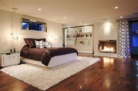 chambre spacieuse 15 exemples d une chambre avec cheminée aux