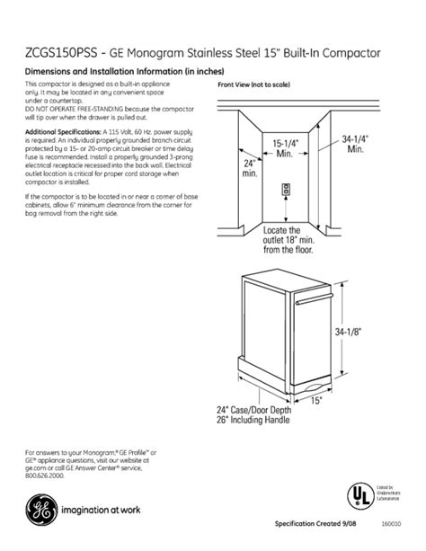 trash compactor users guides trash compactor page