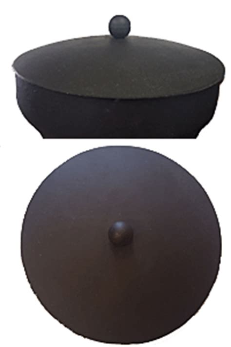 Chiminea Lid by Replacement Lids For The Blue Rooster Chimineas