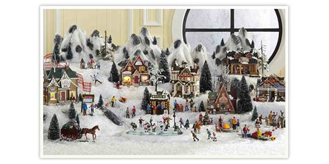 Christmas Trees At Kmart by Lemax Christmas Collection Build Your Christmas Village