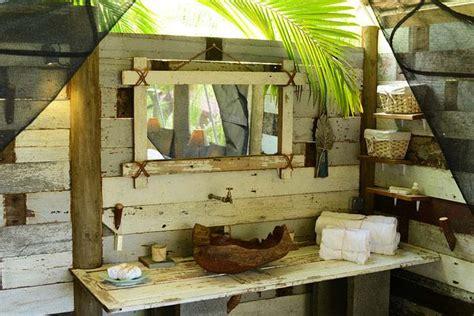 salle de bain originale photos h 244 tel otentic eco tent experience ile maurice