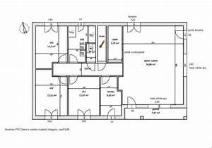 plan de maison avec sous sol complet With plan maison demi sous sol