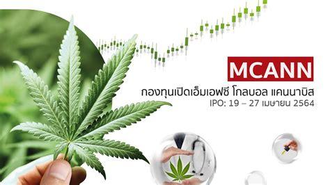 ธุรกิจกัญชามีแต่โตกับโต ลงทุนกับ MCANN กองทุนกัญชากองแรก ...