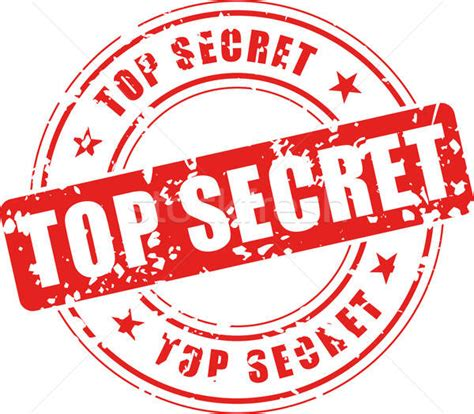 Top Secret Icon Stock Photos, Stock Images And Vectors
