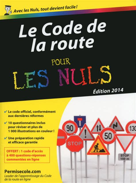 Code De La Route Pour Les Nuls Gratuit  Conskinsbudfi's Blog
