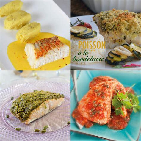 idees de recettes de poissons cuits  la vapeur