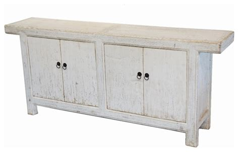 Farmhouse Sideboards And Buffets by Reclaimed Wood White Sideboard Buffet Media Cabinet