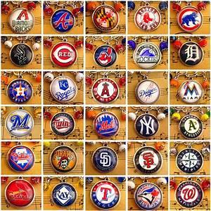 All 30 Major League Baseball Teams Handmade Charms ...