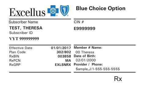 There is a closed formulary. Excellus Group Number On Card / Despite The Covid 19 ...