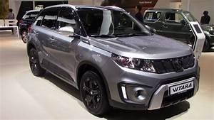 Nouveau Suzuki Vitara 2019 : 2018 suzuki vitara facelift walkaround frankfurt autoshow youtube ~ Dallasstarsshop.com Idées de Décoration