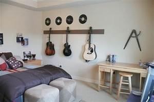 Teen boy bedroom decorating ideas interior designs room for Bedroom interior design for teenage boys