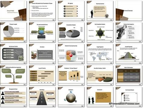 group ideas powerpoint template