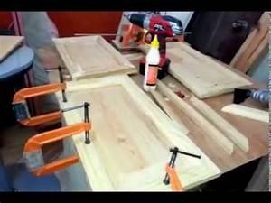 comment faire des portes d39armoires de cuisine pedro With comment arreter une saisie de meuble