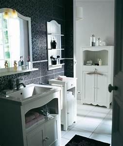 Meuble Salle Bain Castorama : photo meuble haut salle de bain castorama ~ Melissatoandfro.com Idées de Décoration
