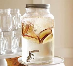Mason Jar Drink Dispenser | Pottery Barn AU
