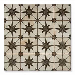 Heritage Star Patterned Tiles Porcelain Superstore