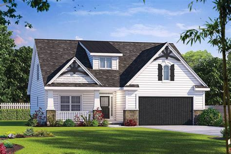 bed craftsman house plan   master suites db architectural designs house plans