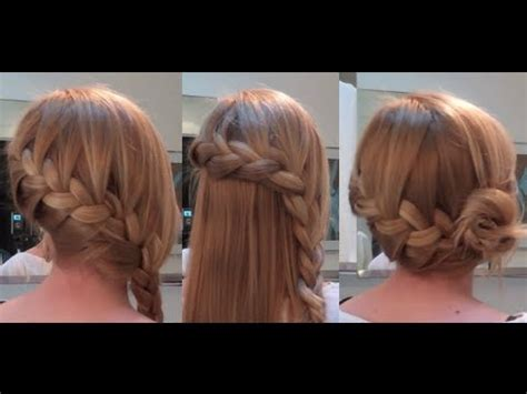 10 easy quick everyday hairstyles for long hair side