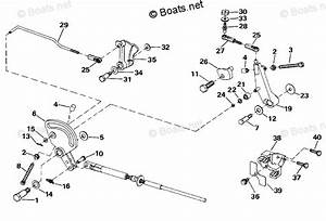 Evinrude Outboard Parts By Hp 48hp Oem Parts Diagram For