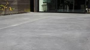 Imperméabilisant Pour Terrasse : prix d 39 une terrasse co t moyen tarif de pose prix pose ~ Premium-room.com Idées de Décoration