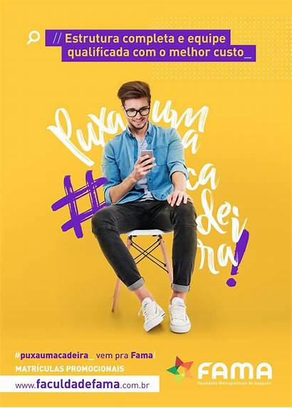 Behance Social Vestibular Graphic Ad Creative Advertising