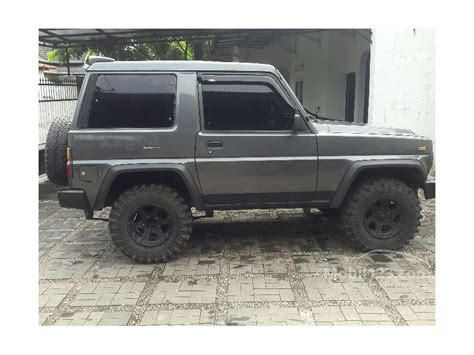 jual mobil daihatsu taft 1992 taft 4x4 2 8 di jawa barat manual jeep abu abu rp 75 000 000