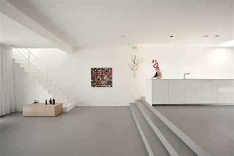 An Open Floorplan Highlights A Minimalist Design by Open Floor Plan Decorating Minimalism