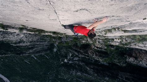 alex honnold  big wall solo teaser youtube