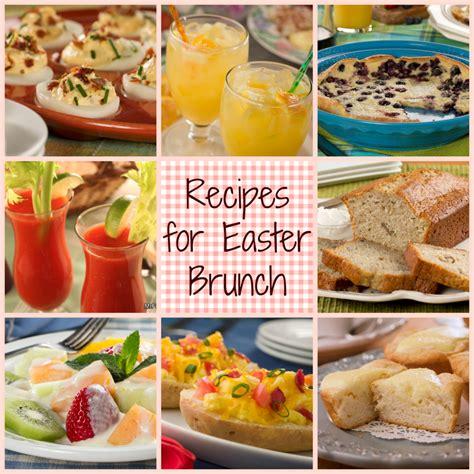 easter brunch ideas easter brunch recipe bonanza 12 recipes for easter brunch mrfood com