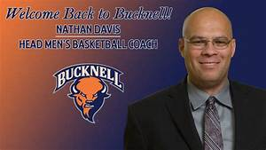 Nathan Davis to Become Bucknell's Next Head Men's ...