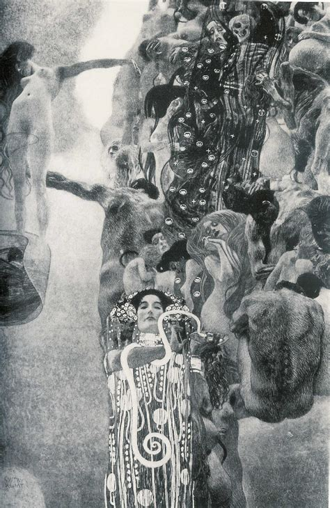 Klimt La by Gustav Klimt Ragged Claws Network