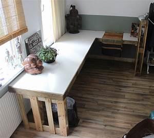 Selber Bauen Ideen : schreibtisch selber bauen 55 ideen freshouse ~ Markanthonyermac.com Haus und Dekorationen