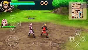 Naruto Ultimate Ninja Impact Ppsspp Iso High