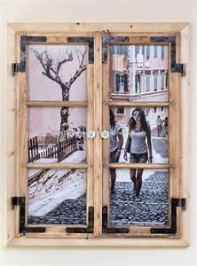 Alte Fensterrahmen Gestalten : die besten 25 alte bilderrahmen ideen auf pinterest ~ Lizthompson.info Haus und Dekorationen