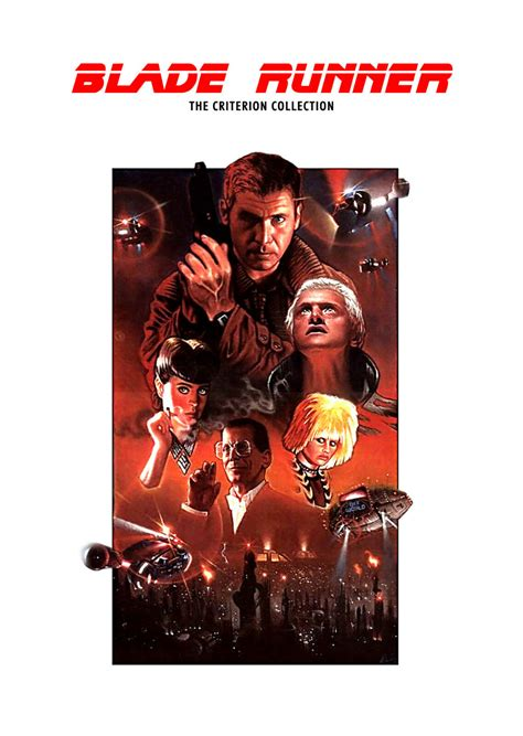 He was 'star wars' ' secret weapon, so why was he forgotten? BLADE RUNNER Movie POSTER Harrison Ford Star Wars Indiana Jones | eBay