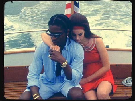 Watch That Lana Del Rey & A$ap Rocky Video In Full, Stream