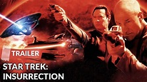 Star Trek: Insurrection 1998 Trailer HD | Patrick Stewart ...