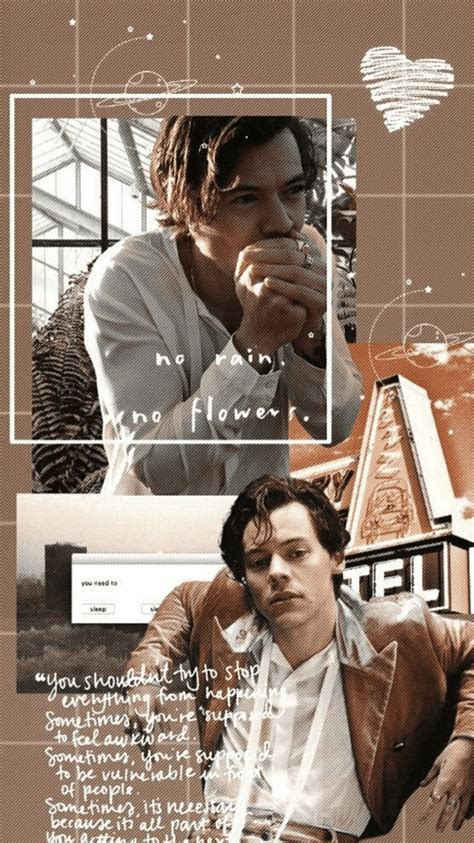 harry styles aesthetic wallpapers