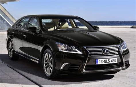 2018 Lexus Ls 460 by 2018 Lexus Ls 460 Colors Release Date Changes Price